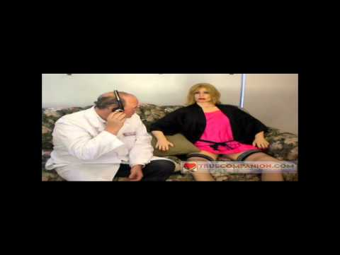 TrueCompanion com Hands On Series Episode HandsOn1 Original Roxxxy - YouTube